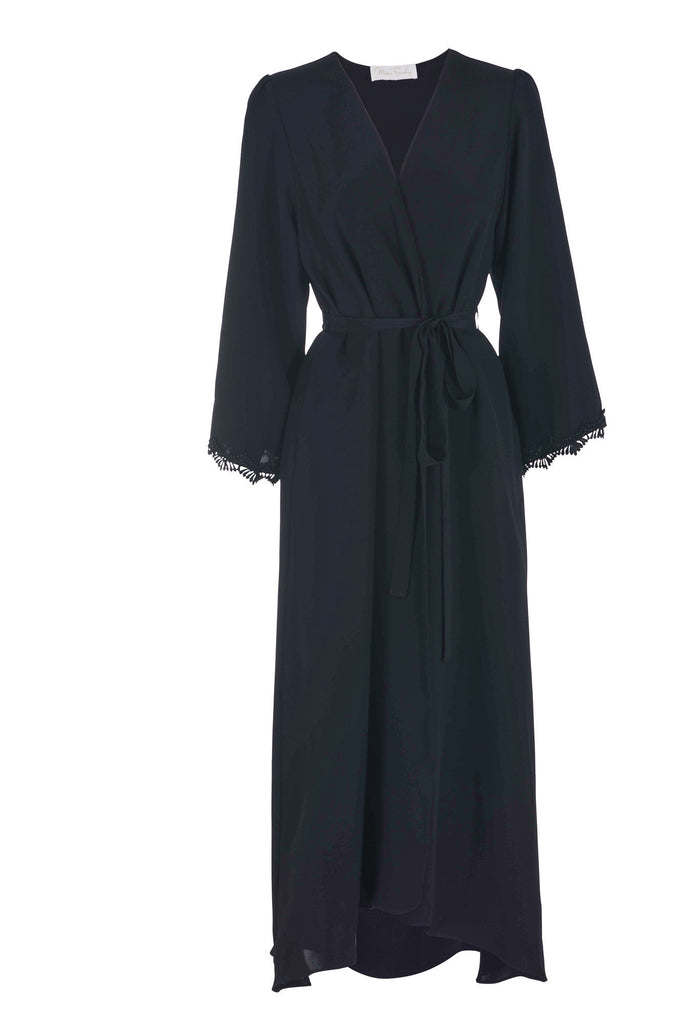 Robe No.9 in Black