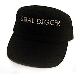 [Apparel] Unisex Goal Digger Army Cadet Hat - Fit Girl Nikki eShop