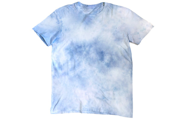 HAND DYED TEE Cloudwatch