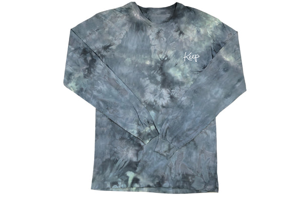 CRYSTAL DYED LONGSLEEVE Dark Crystal