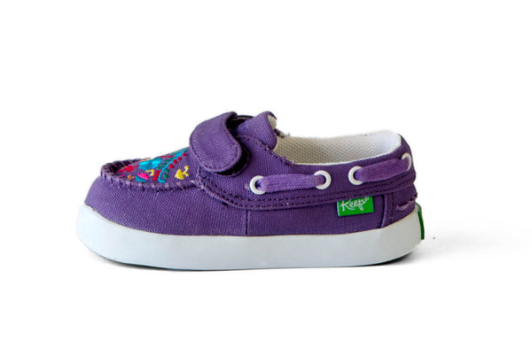 KIDS BENTEN Purple Flora - Keep Company