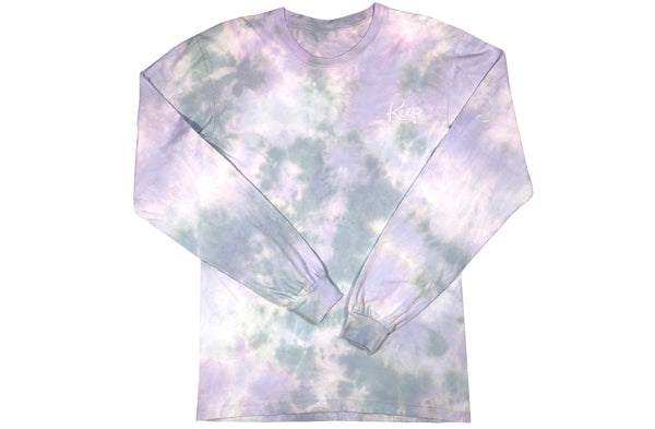 CRYSTAL DYED LONGSLEEVE Monet