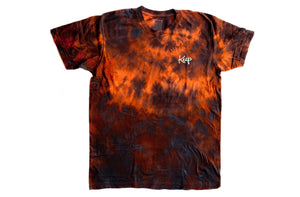 CRYSTAL DYED LOGO TEE All Hallows - Keep Company  - 1