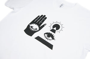 THE WARDS TEE Unisex Black on White - Keep Company  - 2