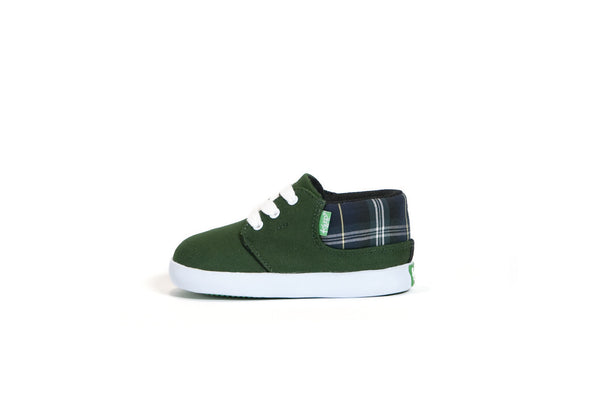 KIDS RAMOS Green Black Watch - Keep Company