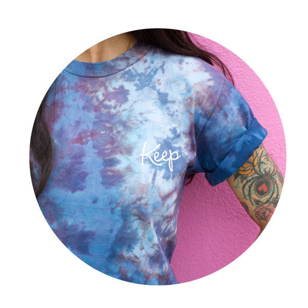 HAND DYED GOODS