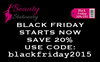 Black Friday Starts Now - Save 20%