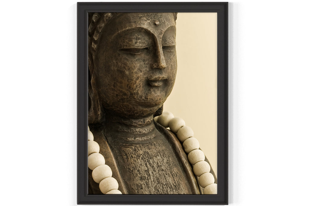 PRINTED POSTER - Beauty Salon Room Wall Decor Print Unframed - Buddha