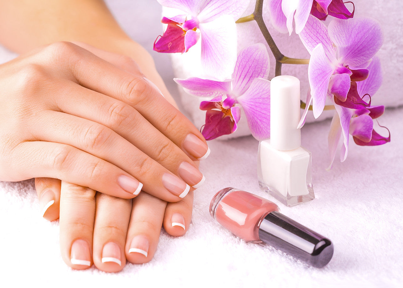 gift voucher card for beauty salons nail technicians therapists