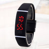 New Upgrade Section Waterproof LED Bracelet Children Women Watch Men Digital Wristwatch Sports Shock Fashion Clock  XH104