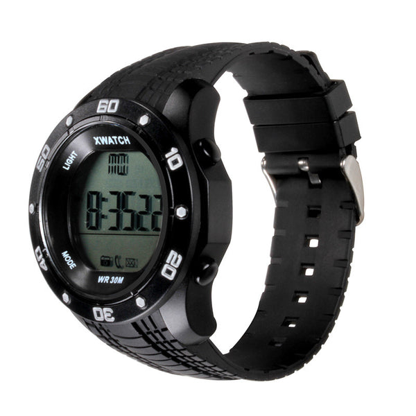 CURREN xwatch outdoor Sport Smart Watch Waterproof Dust-proof Night Visible Pedometer APP Sleep Monitor For Android Bluetooth