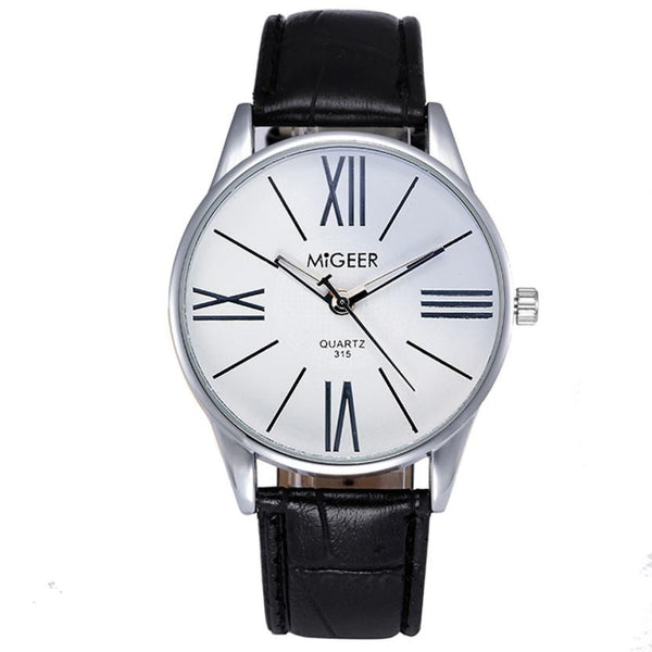 Relogio Masculino Fashion Military Watch Men Luxury Brand Roman Numerals Quartz Wrist Watch Hours Clock Men's Dress Watches