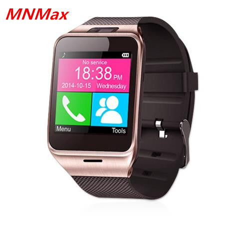 GV18 Smart Watch Bluetooth SmartWatch 1.3MP Cam Sync Call SMS for Samsung XiaoMi HTC Android