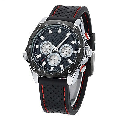 Curren Men'S Silicone Fashion Good Qualityclassicwatch