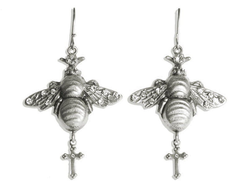 Bee Mine Earrings - VSA Designs