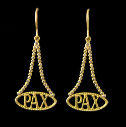 Diamond PAX Earrings