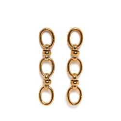 Gaby Earrings-gold - VSA Designs