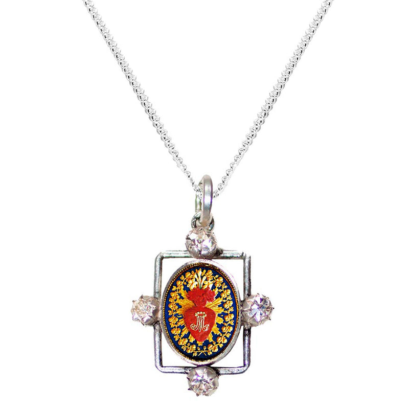 "Copy of Small Blessing Necklace 12.5"" - VSA Designs"