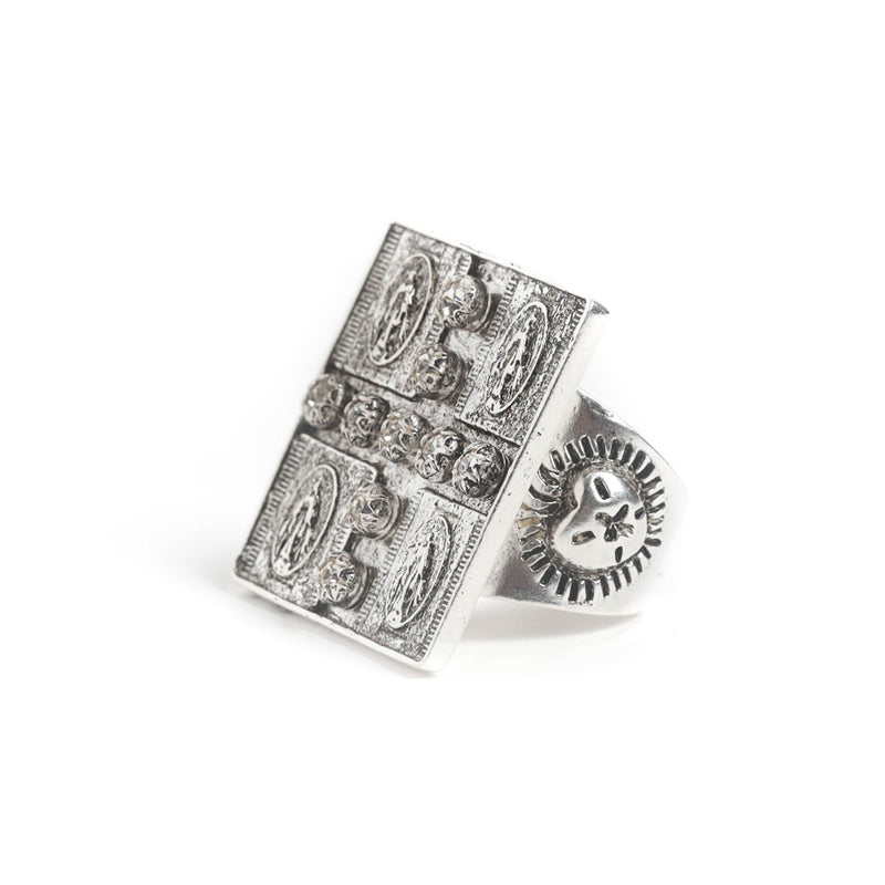 4 Virgins ring - 925 sterling silver - VSA Designs