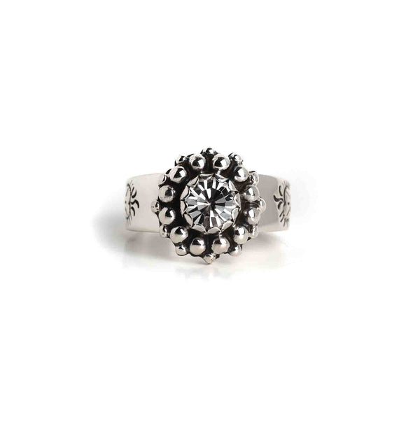 Viv Classic Ring-925 sterling silver - VSA Designs