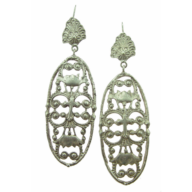Antigua Earrings - VSA Designs