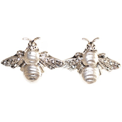 Bee Mine Post Earrings - VSA Designs