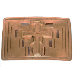 Santo Cross Buckle - VSA Designs