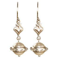 Vivienne Orb Earrings - VSA Designs