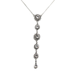 Viv Attitude Necklace - 925 Sterling Silver