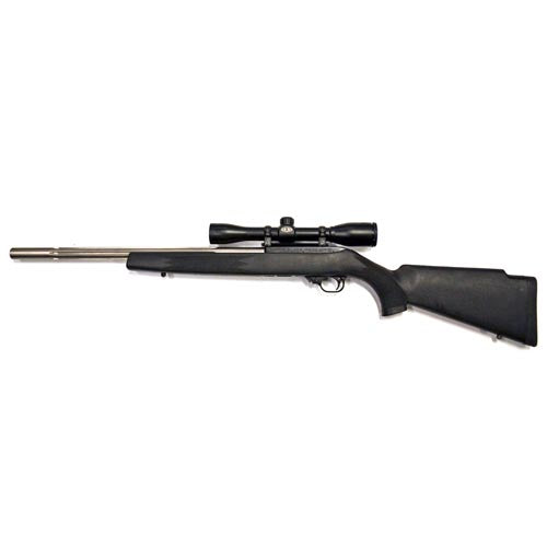 Used Custom Heavy Barrel 10/22