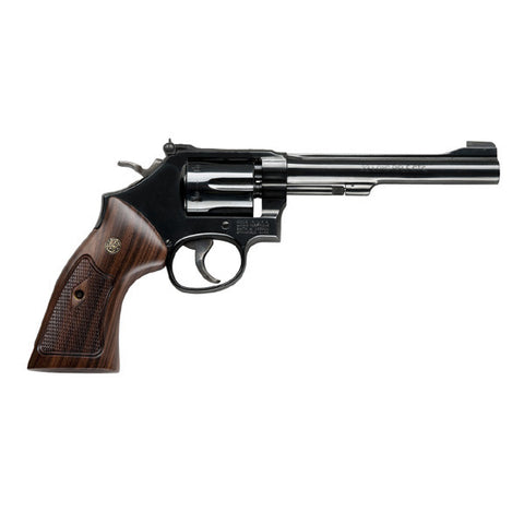 Smith and Wesson model 48 .22 magnum revolver