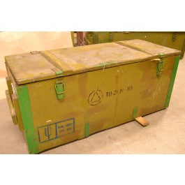 Russian SKS crate, empty