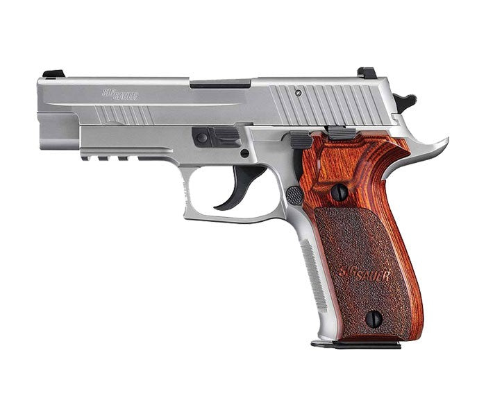 Sig-Sauer P226 Elite Stainless - 9mm