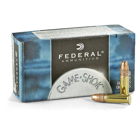 Federal .22 31g copper-plated Hollow point 500x brick