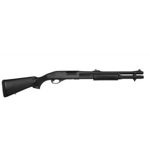 Remington 870 Police Magnum with 18
