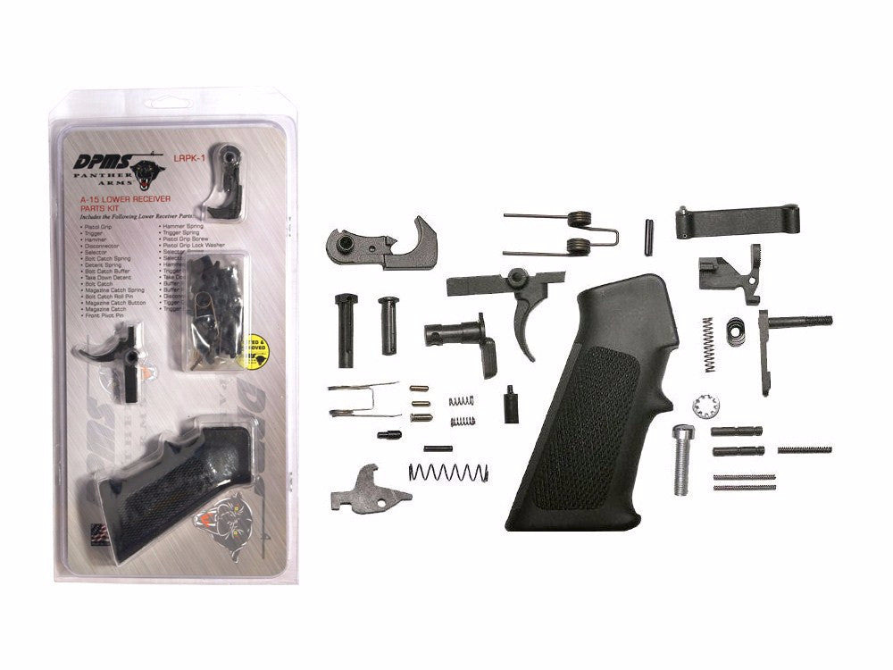 DPMS LRPK-1 Retail Pack Lower Parts Kit 5.56