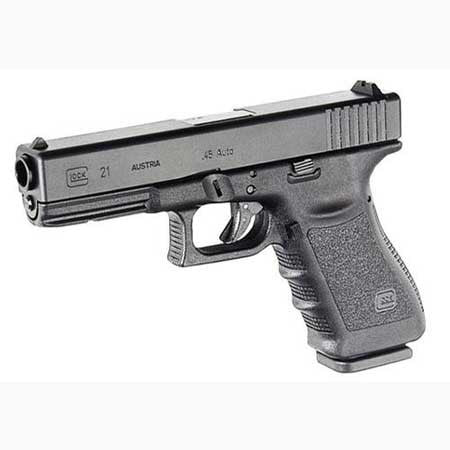 Glock 21 Generation 3 SF (Short Frame)
