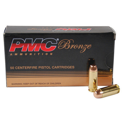 Case of PMC .40 S&W 180 gr FMJ (1000 rounds)