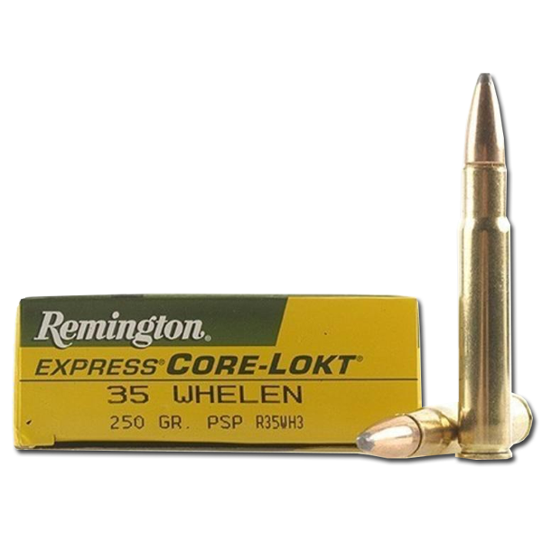 Remington Express Rifle .35 Whelen 250 gr PSP (20 Rounds)