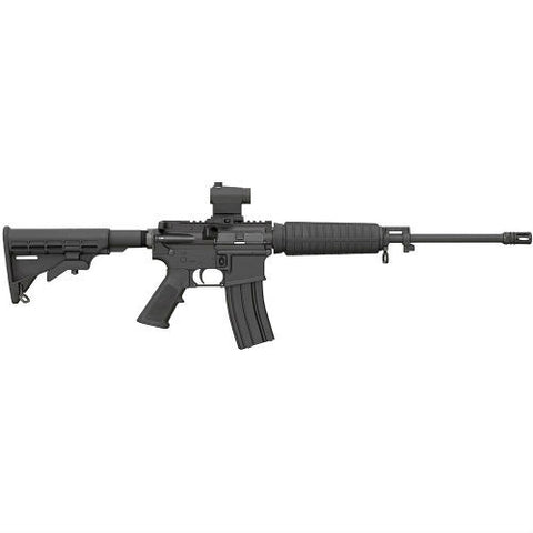 Bushmaster XM-15 Quick Response Carbine With Mini Red Dot Sight
