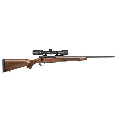 Mossberg Patriot, 270 Win - Vortex Scoped Combo Walnut Stock