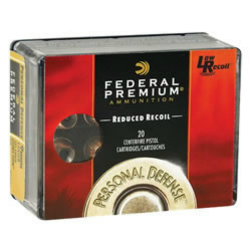Federal Premium .45 ACP 165gr Low Recoil Hydra-Shok (200 Rounds)