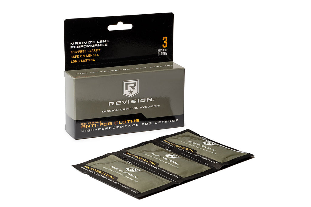 revision anti fog kit