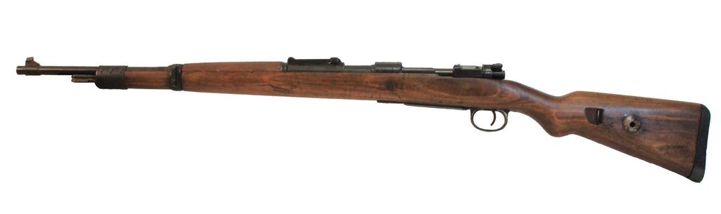 Russian Capture German Mauser 98K Rifles