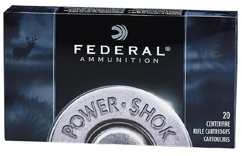 Federal Power-Shok 12 Gauge 2 3/4