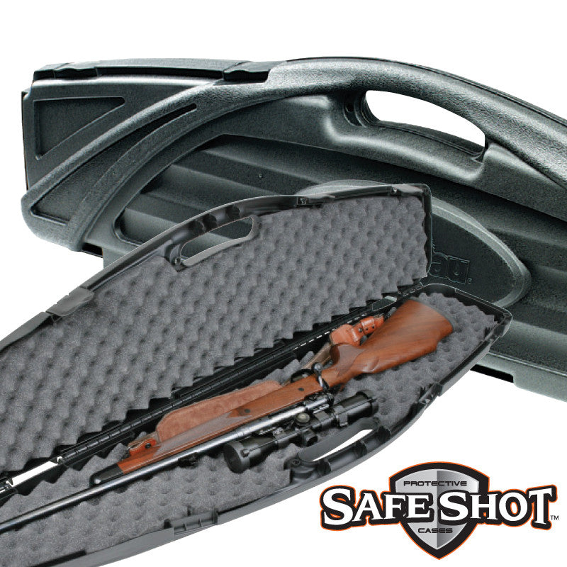 Flambeau single rifle hard case