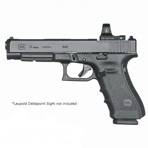 Glock 34 Modular Optic System Gen4