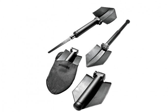 Glock Entrenching Tool with Shovel, Saw, Screwdriver, Pouch