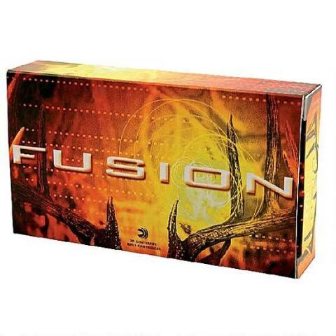 Federal Fusion .45-70 GOVT 300gr (20 Rounds)