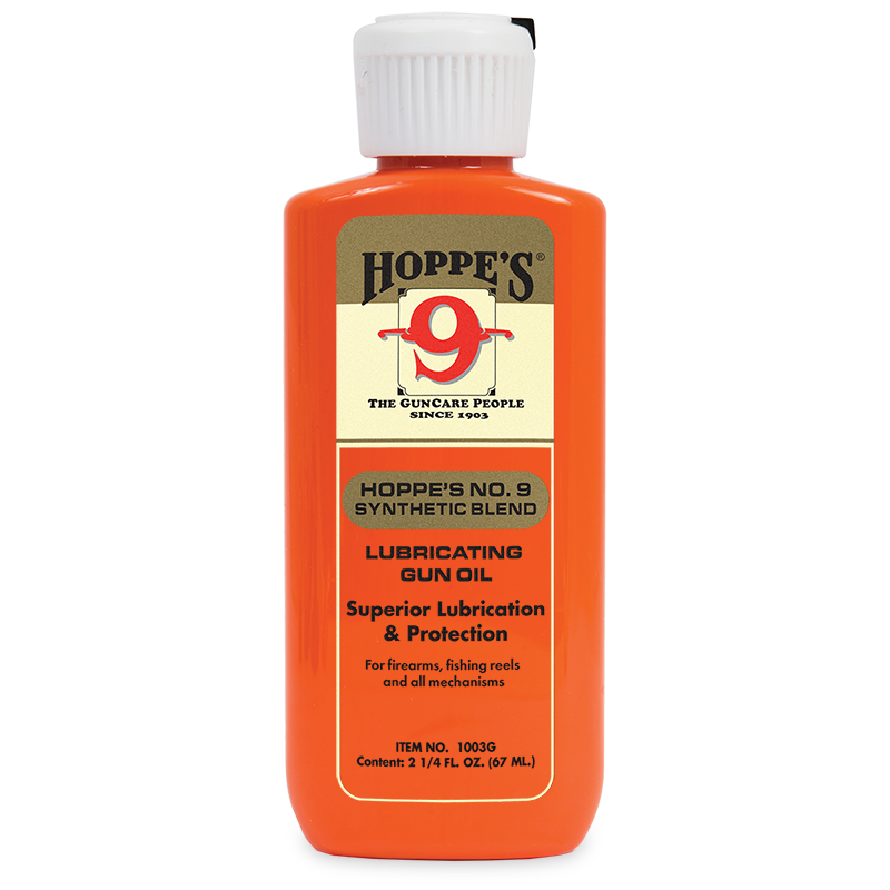 Hoppe's #9 Lubricating Oil